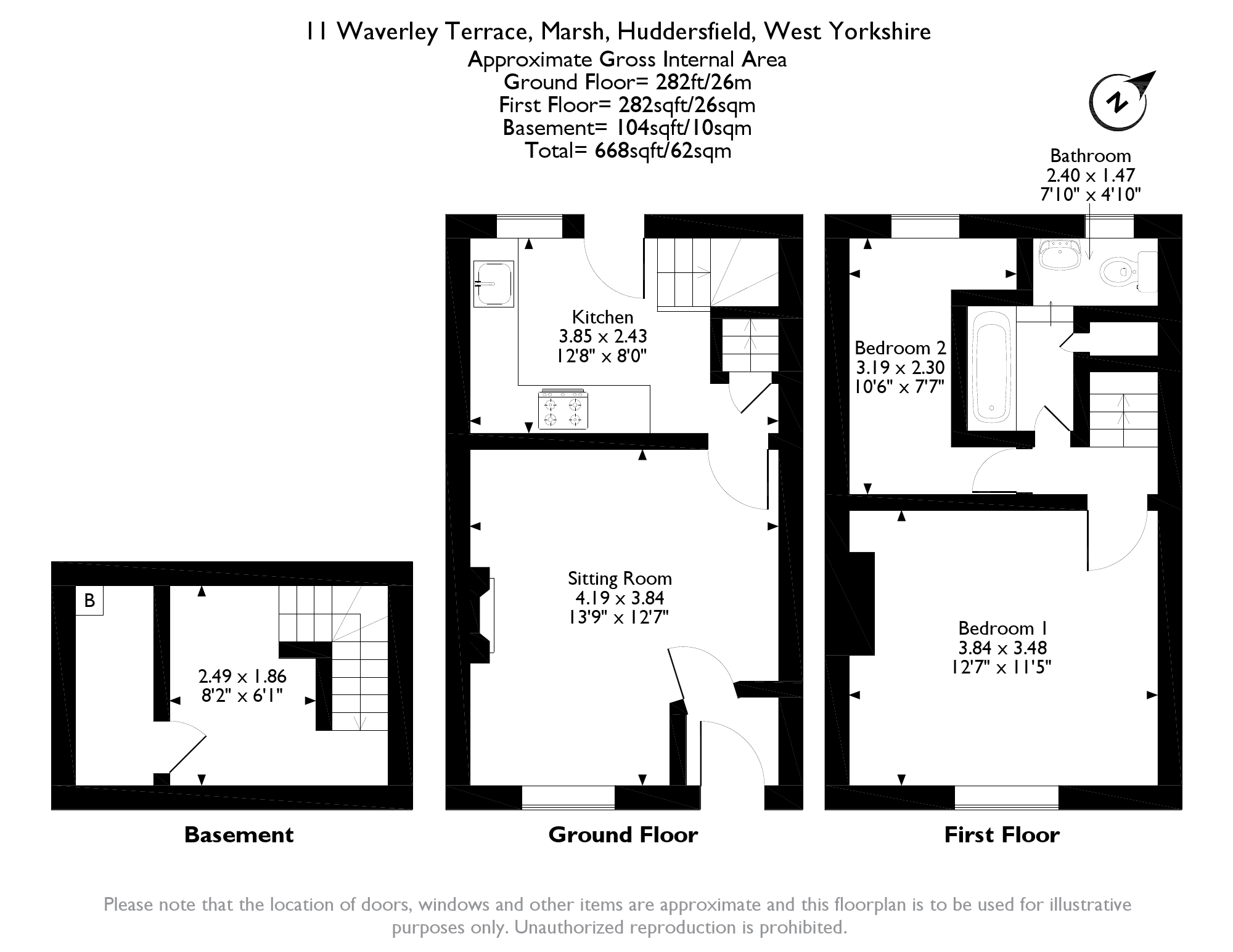 2 bed terraced house for sale in waverley terrace for 3 waverley terrace rathgar