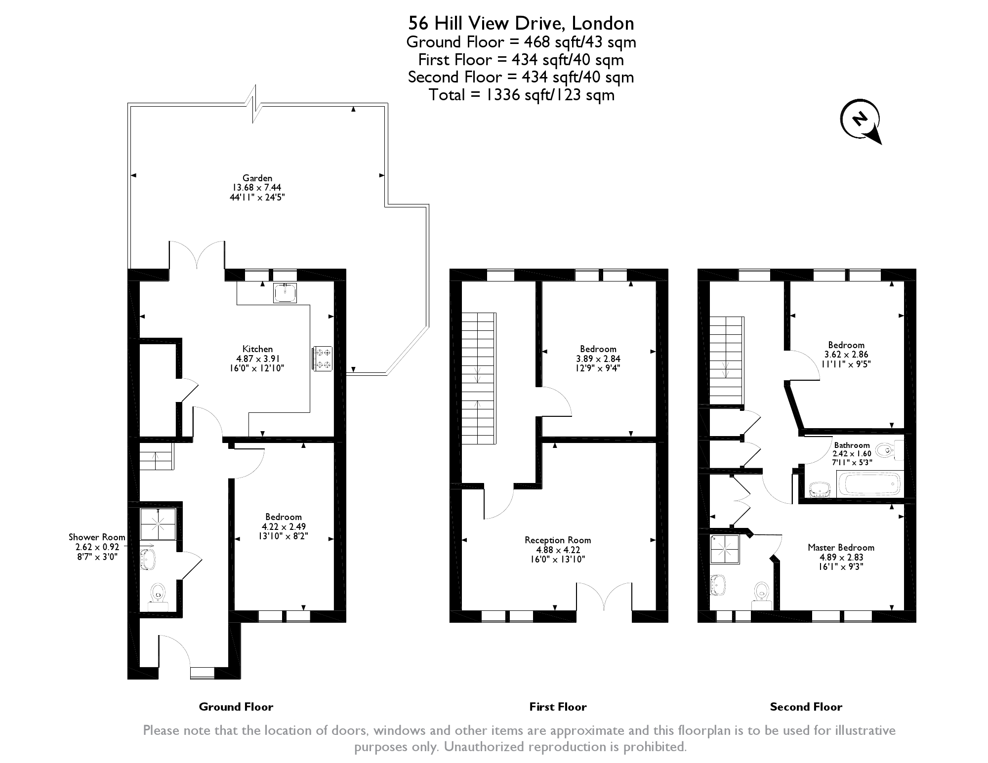 hill view drive london se28 4 bedroom end terrace house for sale