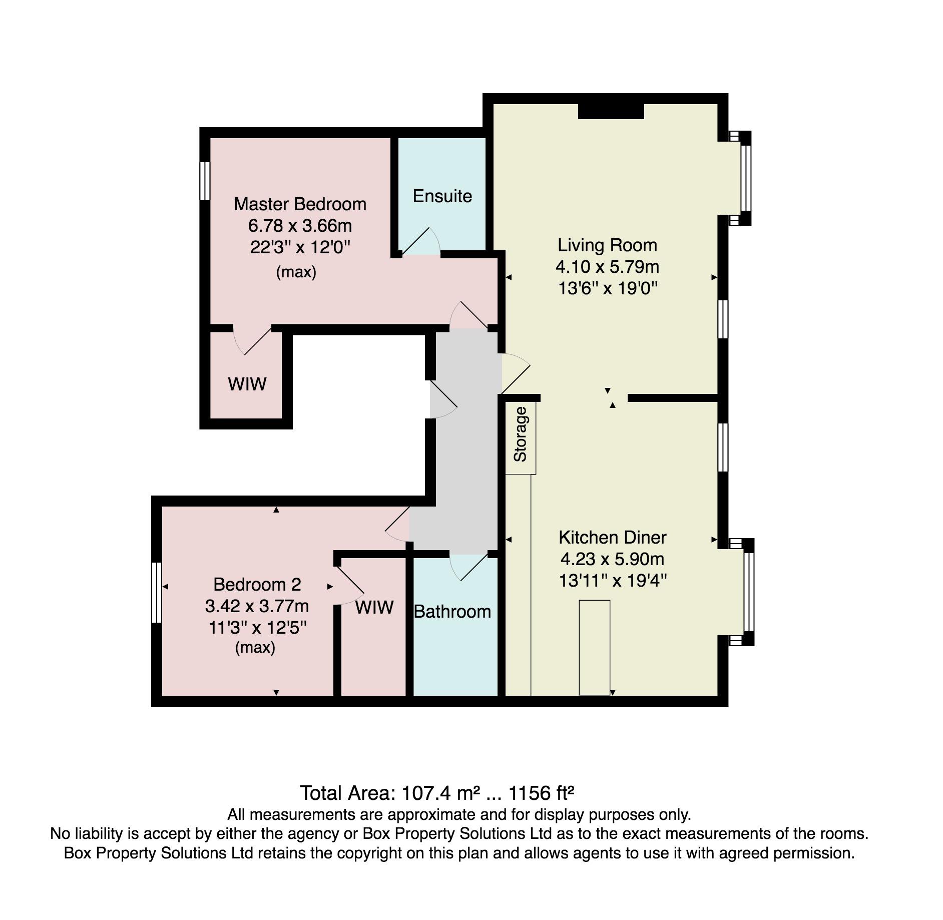 2 Bedrooms Flat to rent in Valley Drive, Harrogate HG2