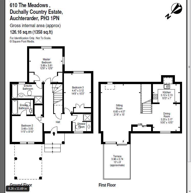 Duchally Country Estate, Auchterarder, Perthshire, 1Pn