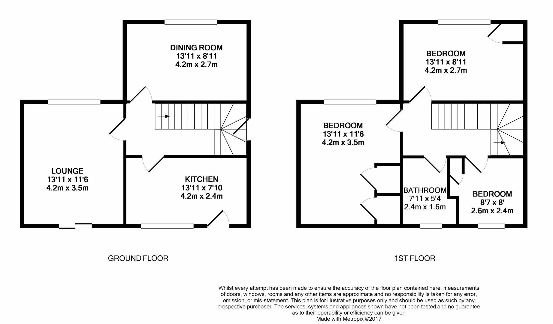 Warwick Castle Floor Plan Montague Road Warwick Cv34 3 Bedroom Semi Detached House