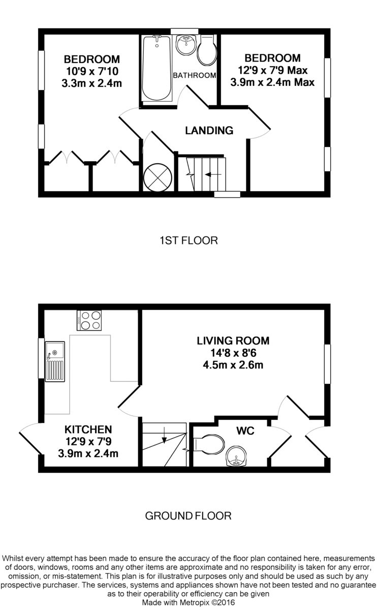 Meadow Lane Witney Ox28 2 Bedroom Detached House For Sale 42575286 Primelocation