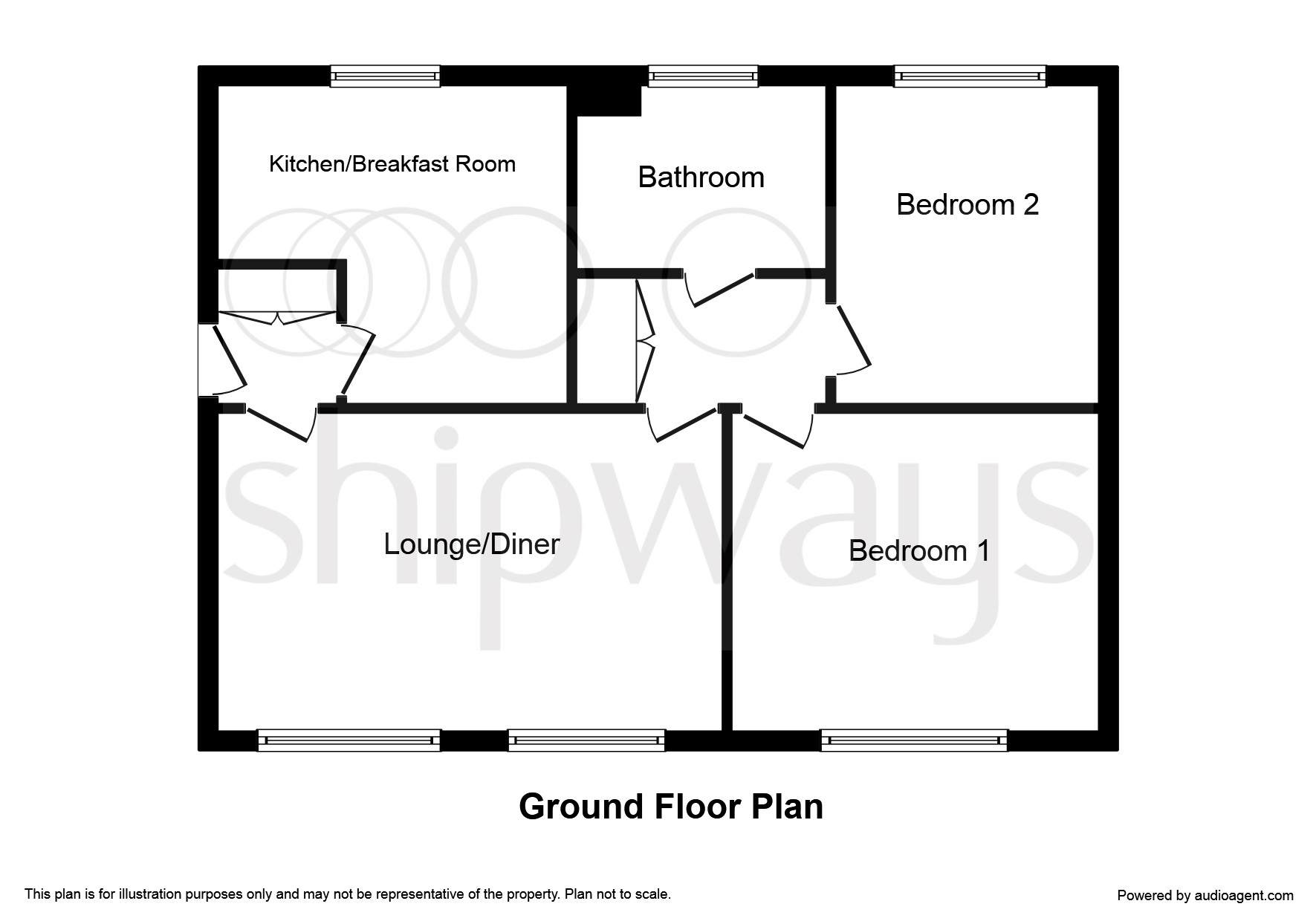 2 Bedroom Flat For Sale 45004787 Primelocation