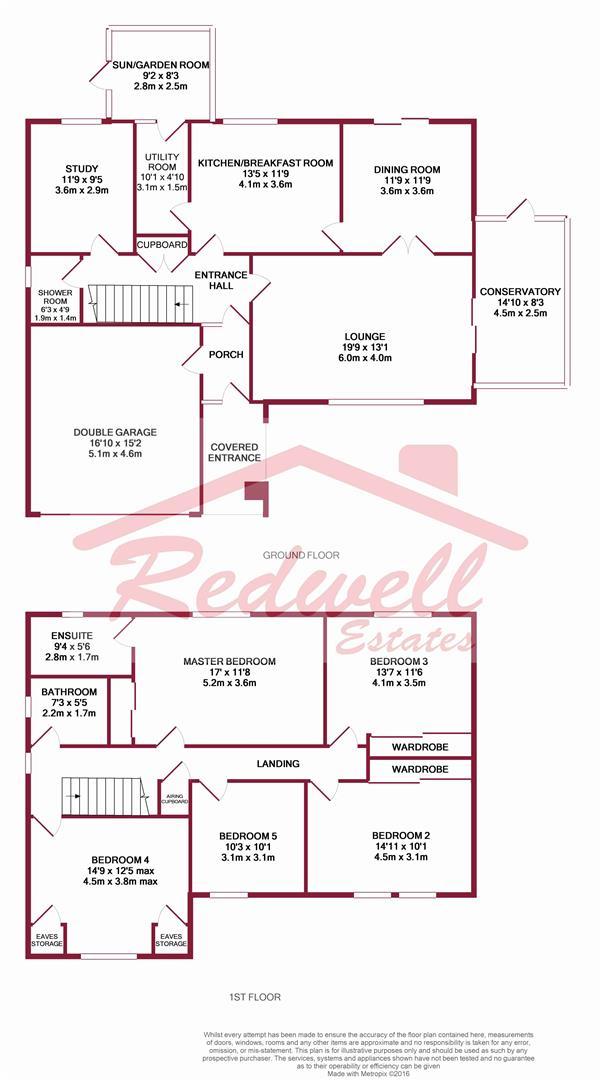 Ellerslie lane bexhill on sea tn39 5 bedroom detached for 16 brookers lane floor plans