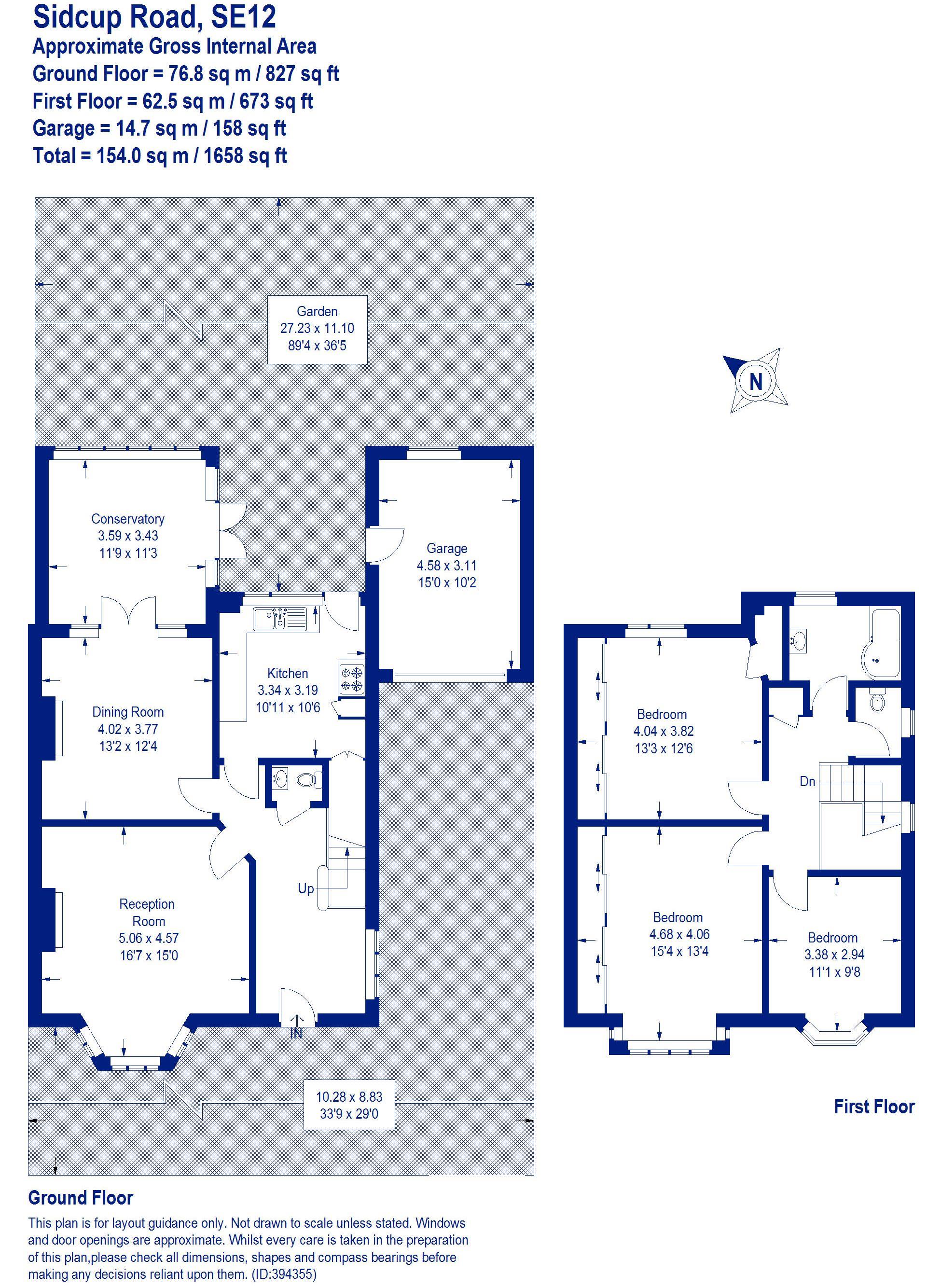 Property For Sale Sidcup Road Se