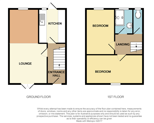 2 Bedroom Terraced House For Sale 43858677 Primelocation