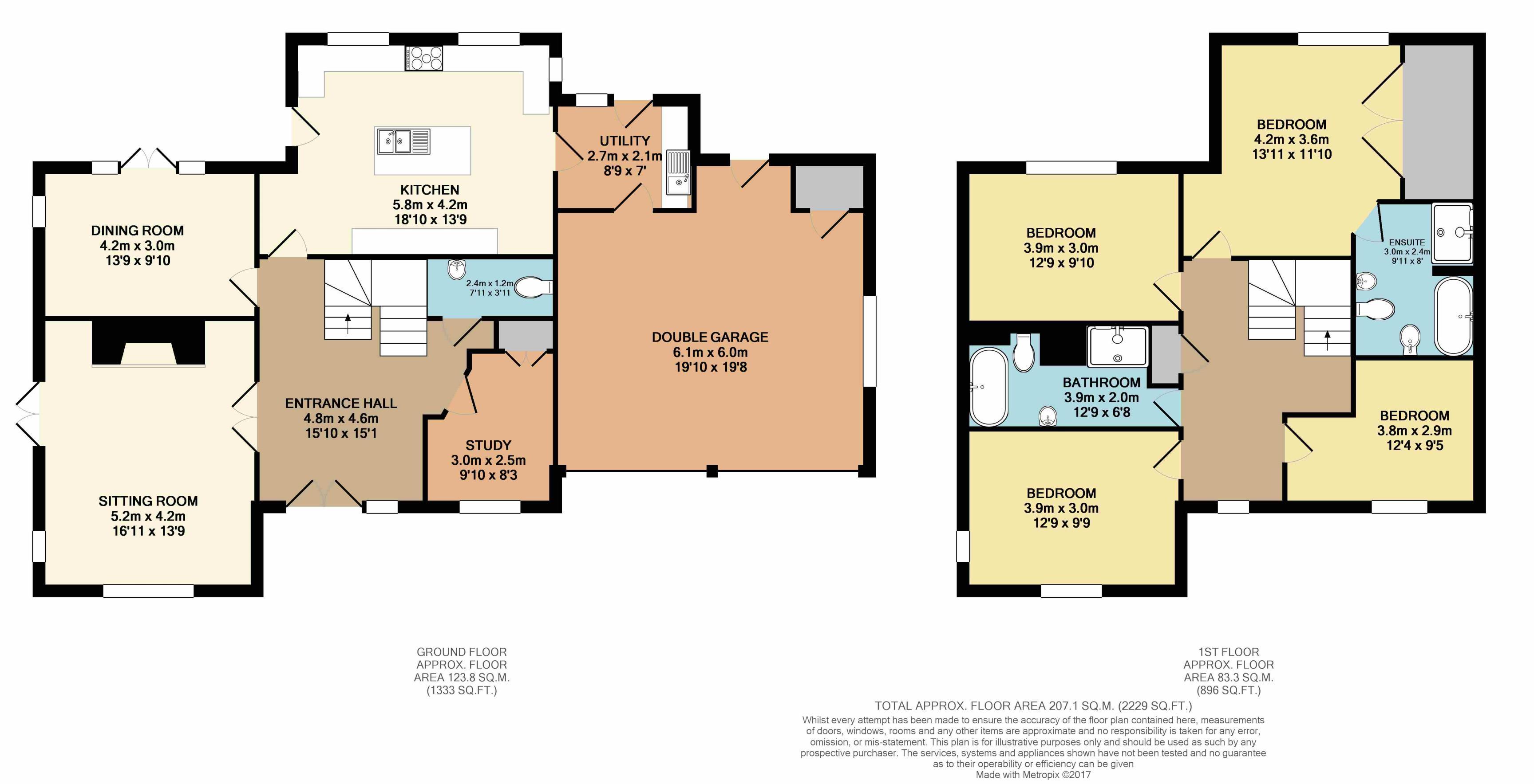 4 Bedroom Detached House For Sale 44300902 Primelocation