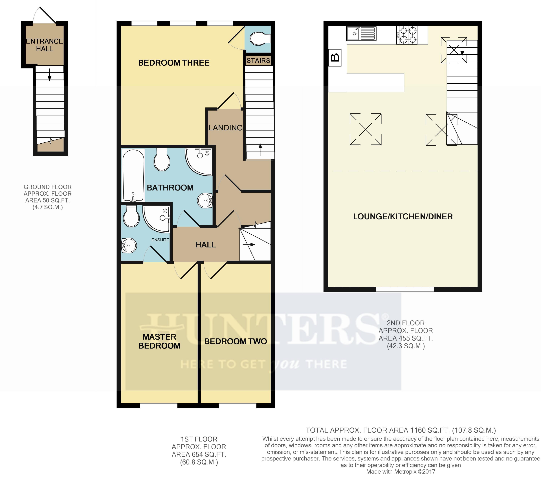 3 bed flat to rent in street lane roundhay leeds ls8 for 16 brookers lane floor plans