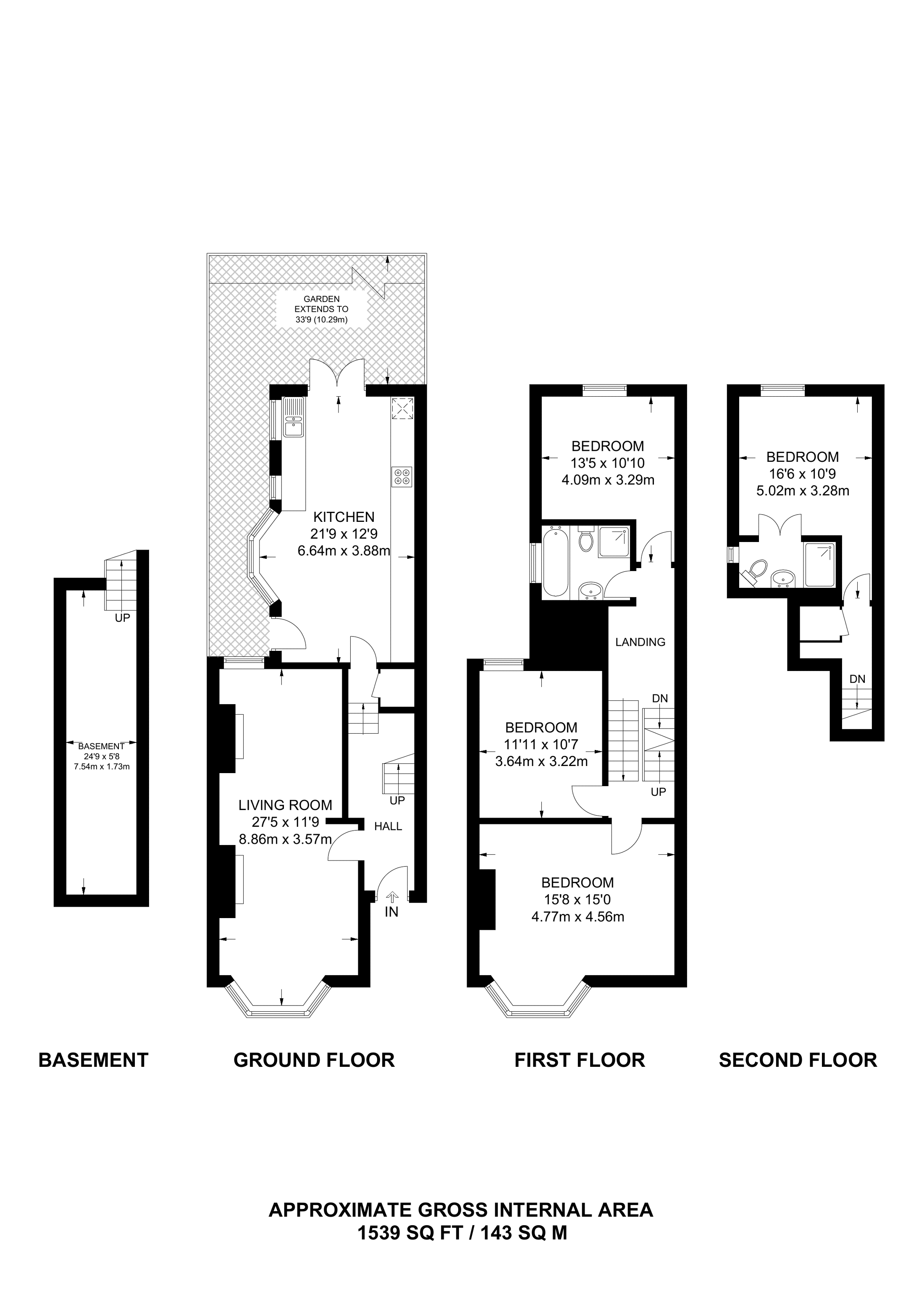 4 Bedrooms  for sale in Endymion Road, Brixton Hill, London SW2