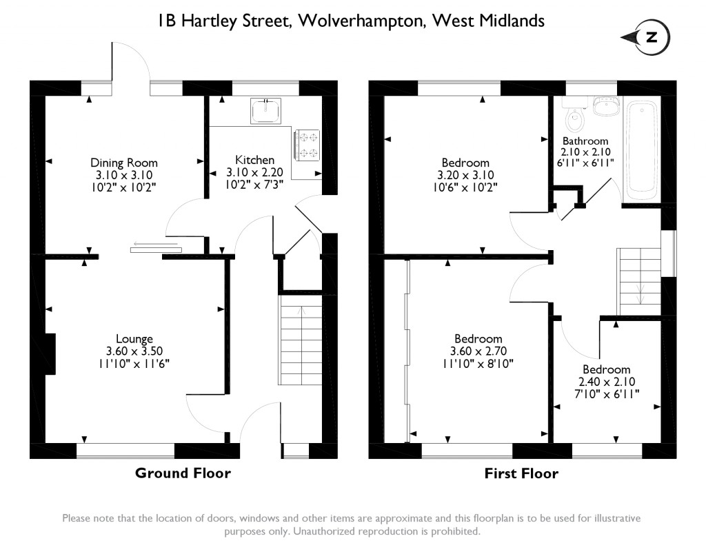hartley street  wolverhampton  west midlands wv3  3