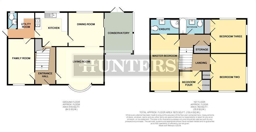 4 Bedrooms Detached house for sale in Parlington Lane, Aberford, Leeds LS25