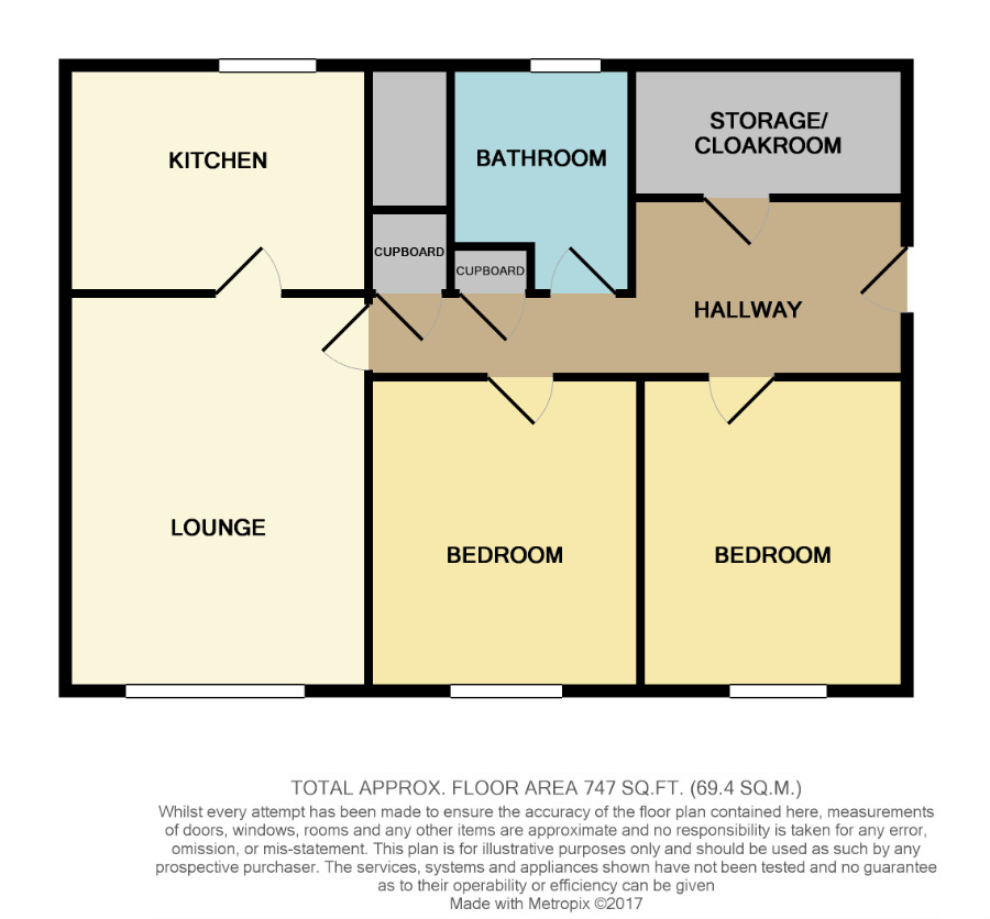 2 bedroom flat for sale 43275296 primelocation for Cuisine kitchen polmont