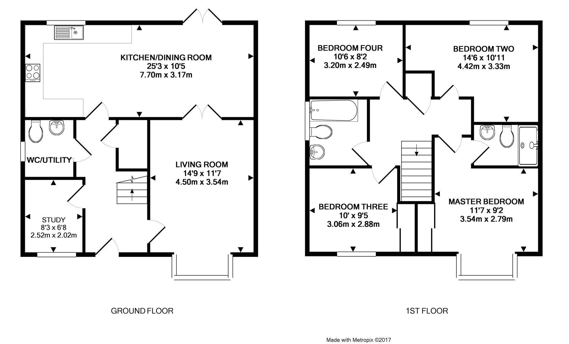 4 Bedrooms Detached house for sale in Hatchwood Mill, Sindlesham, Winnersh, Berkshire RG41