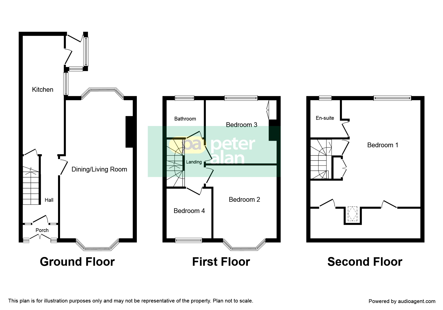 4 Bedroom Terraced House For Sale 45139992 Primelocation