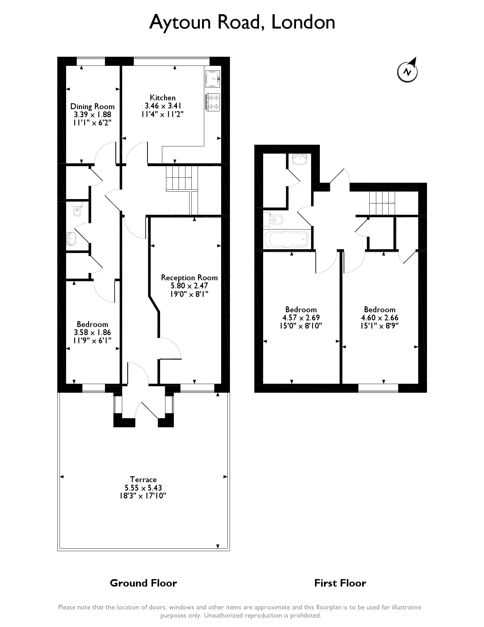 4 Bedroom Maisonette For Sale 45058547 Primelocation