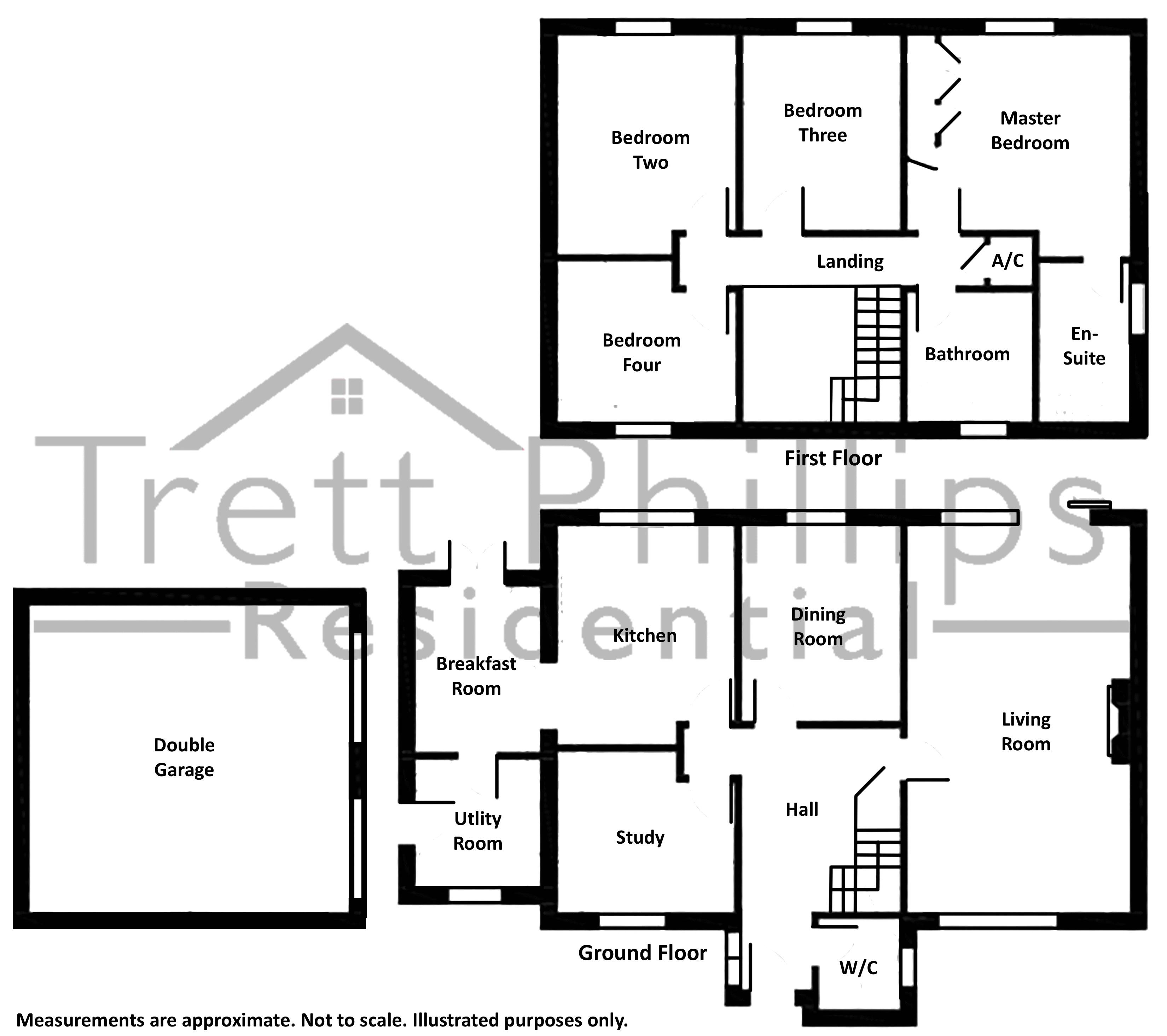 4 Bed Detached House For Sale In The Causeway Hickling