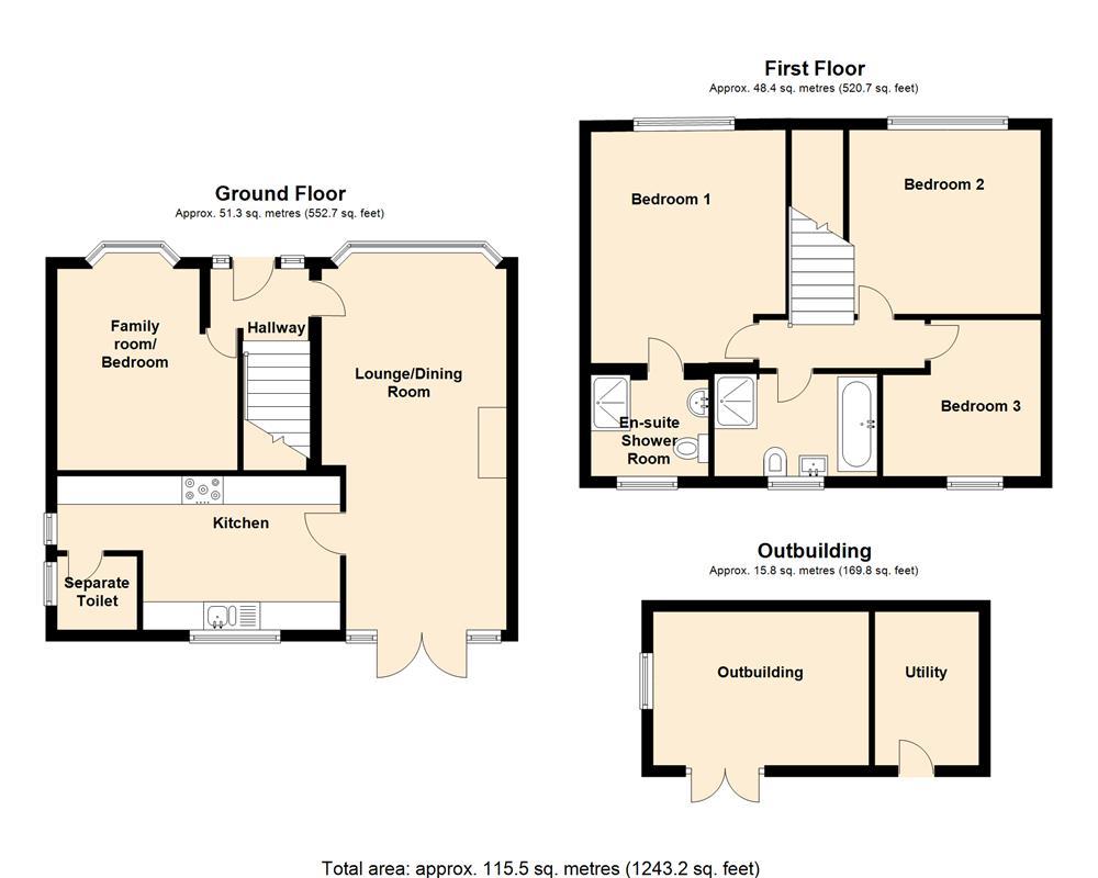 3 Bedrooms  for sale in Cromford Drive, Pemberton, Wigan WN5