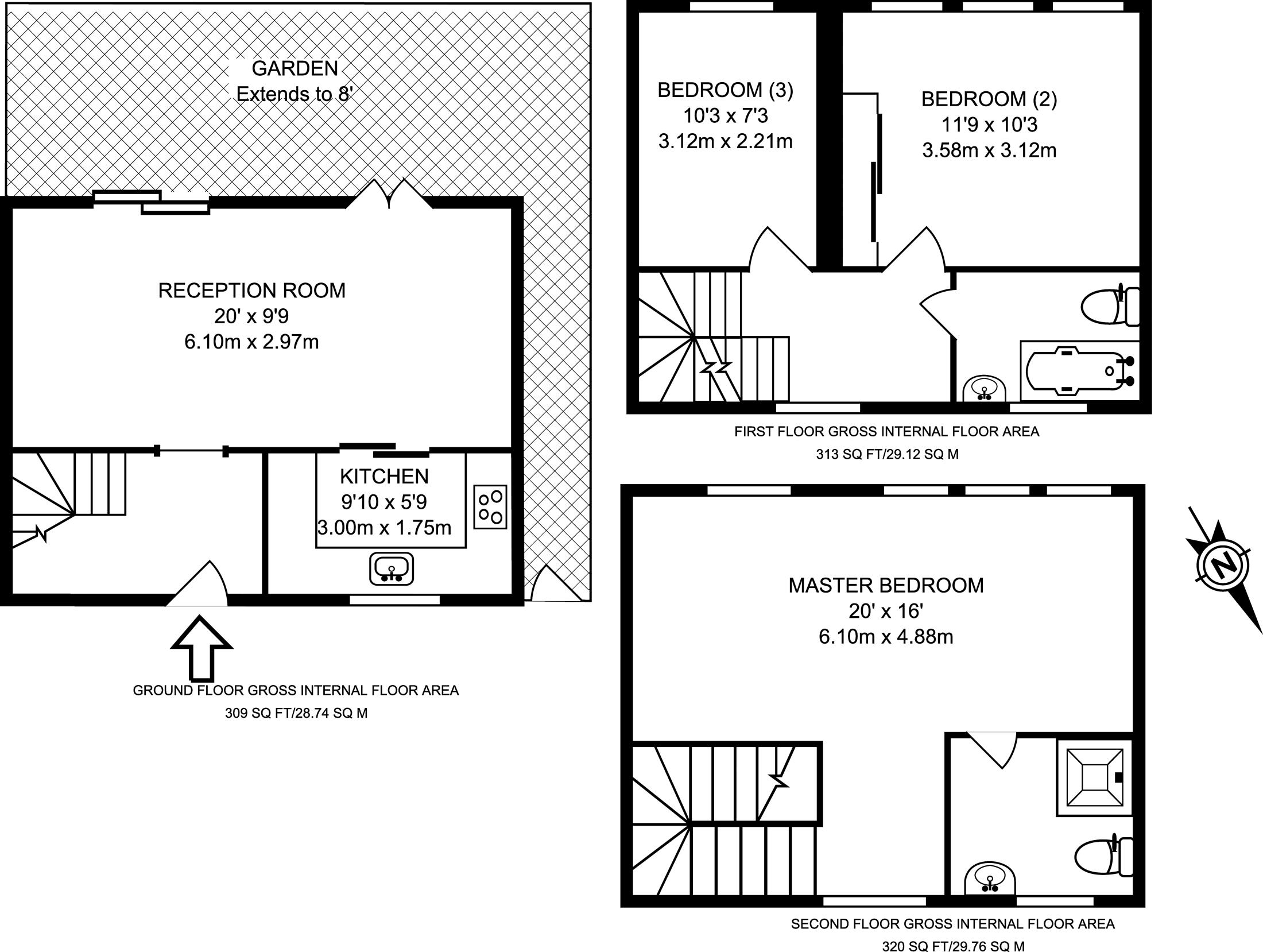 Gross Internal Floor Area Explained Thefloors Co