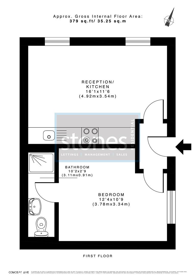 Uxbridge Road Hatch End Pinner Ha5 1 Bedroom Flat For