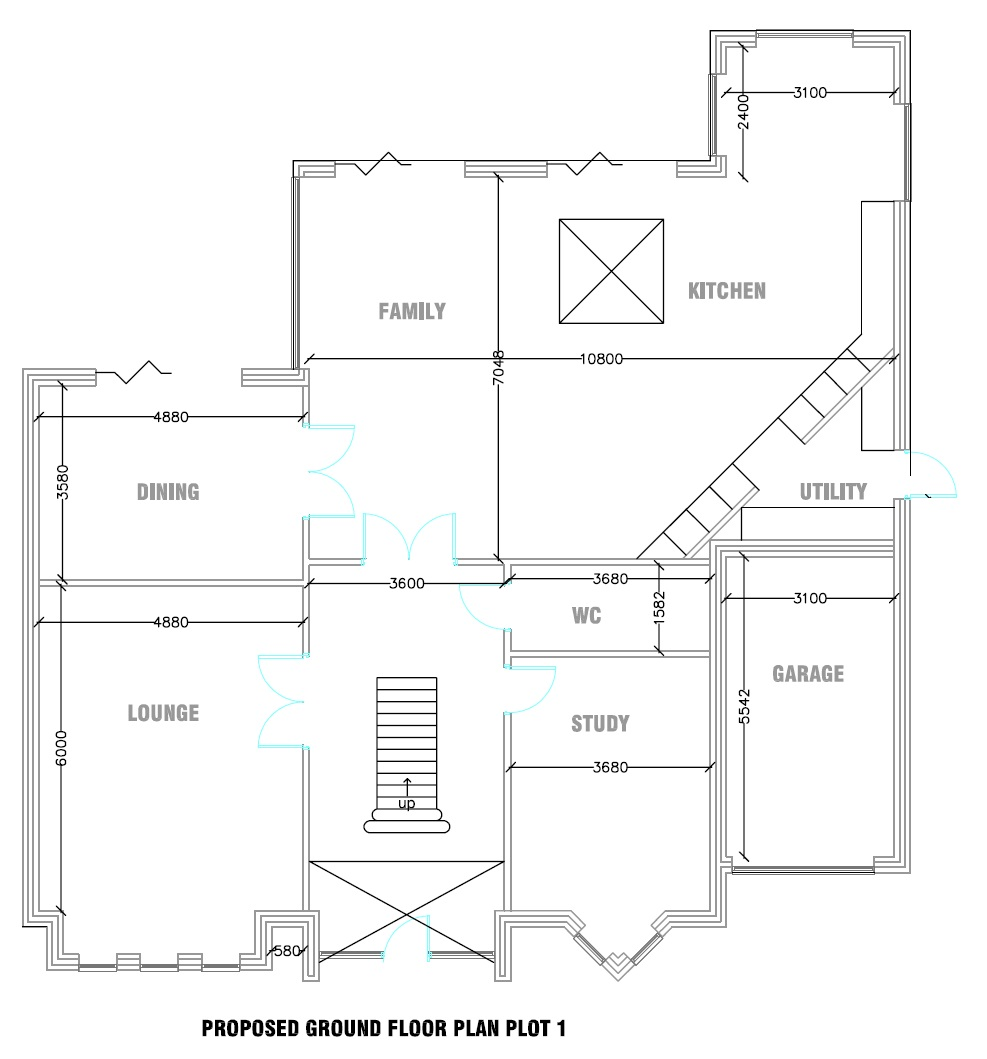 new home  5 bed detached house for sale in stunning new