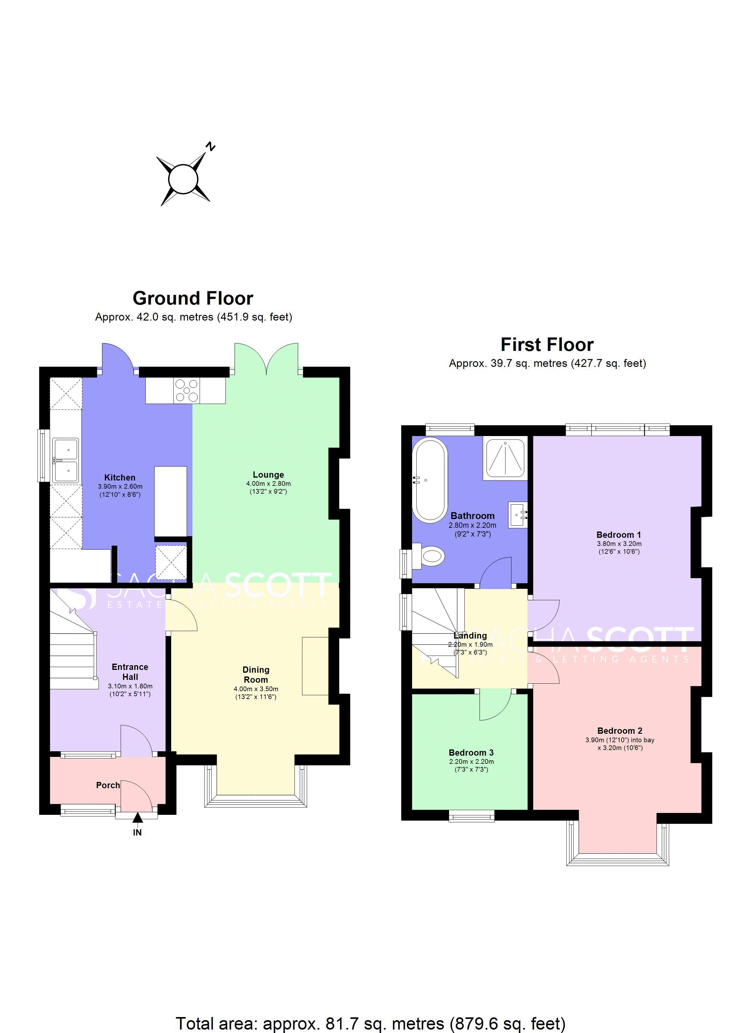 3 Bedrooms Semi-detached house for sale in Warren Road, Banstead SM7