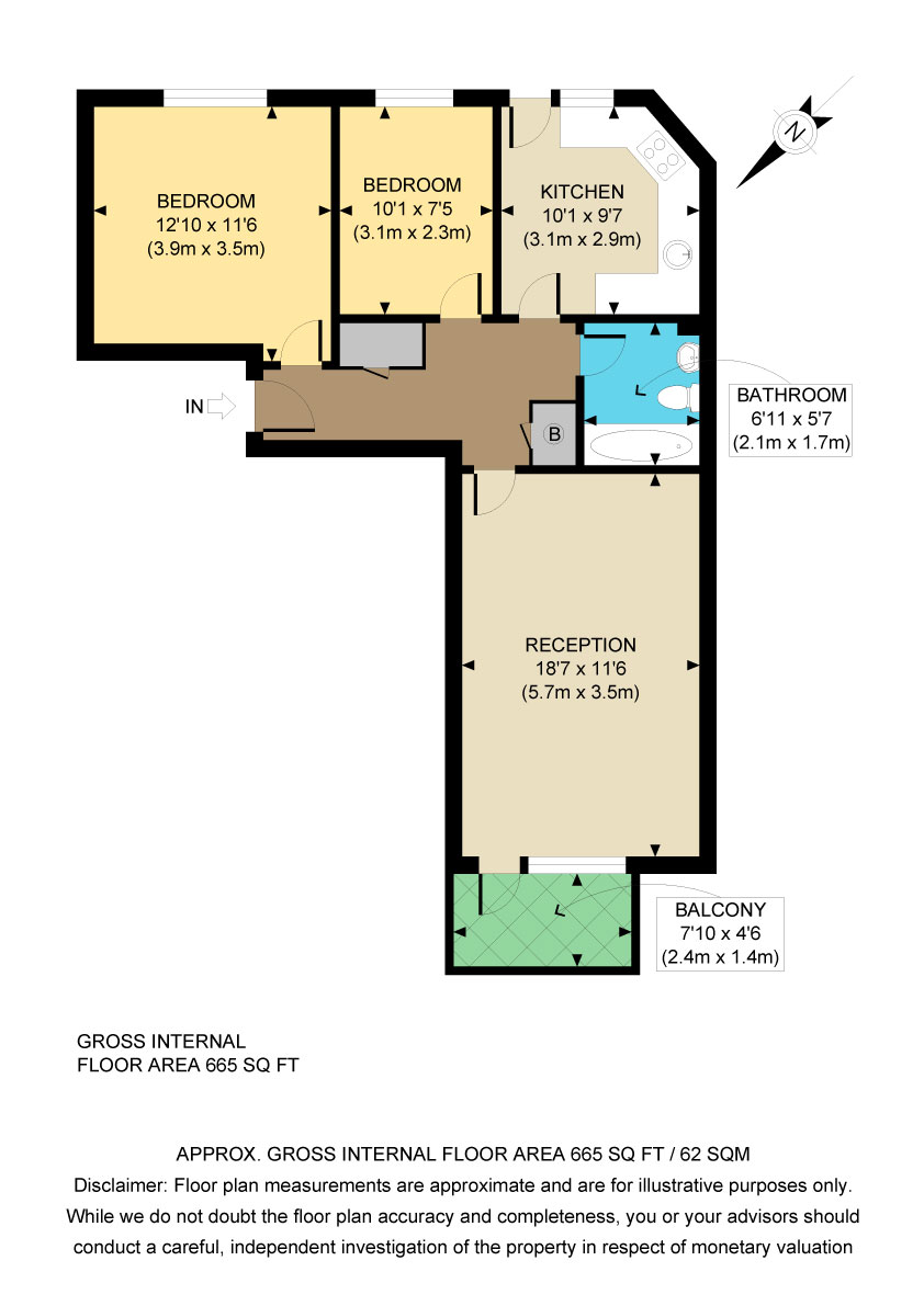 Printers mews london e3 2 bedroom flat to rent for 15 bruyeres mews floor plans