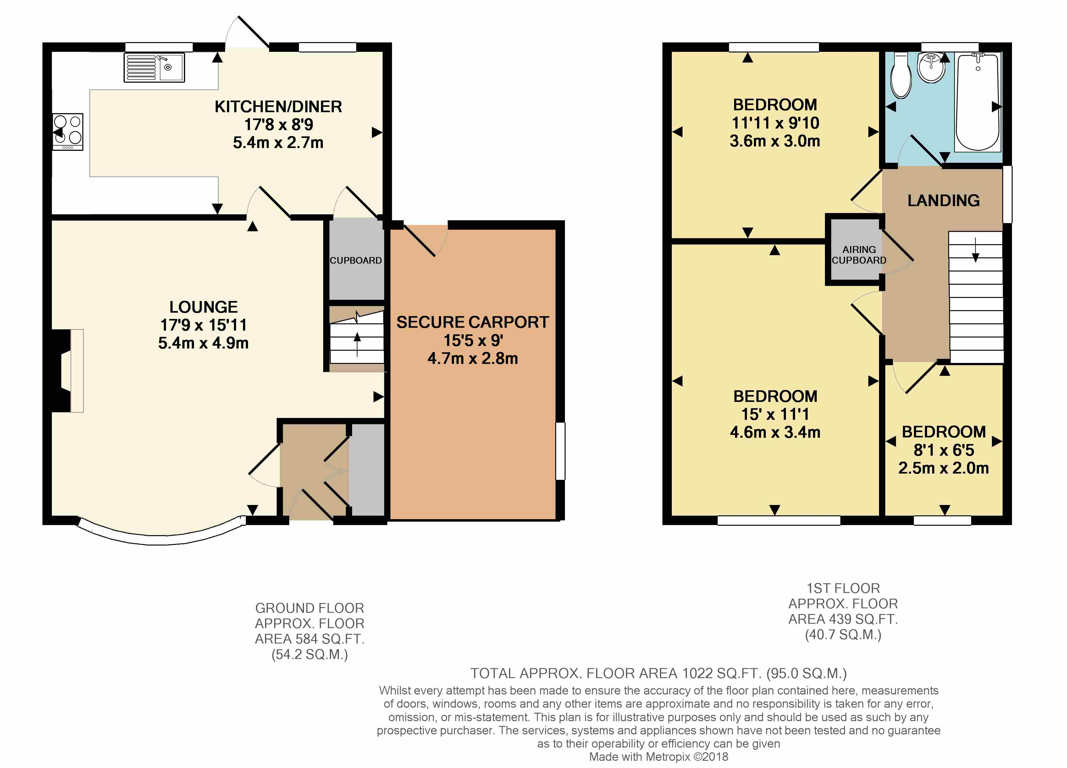 Hyacinth road sheffield s5 3 bedroom detached house for for Sheffield floor plan