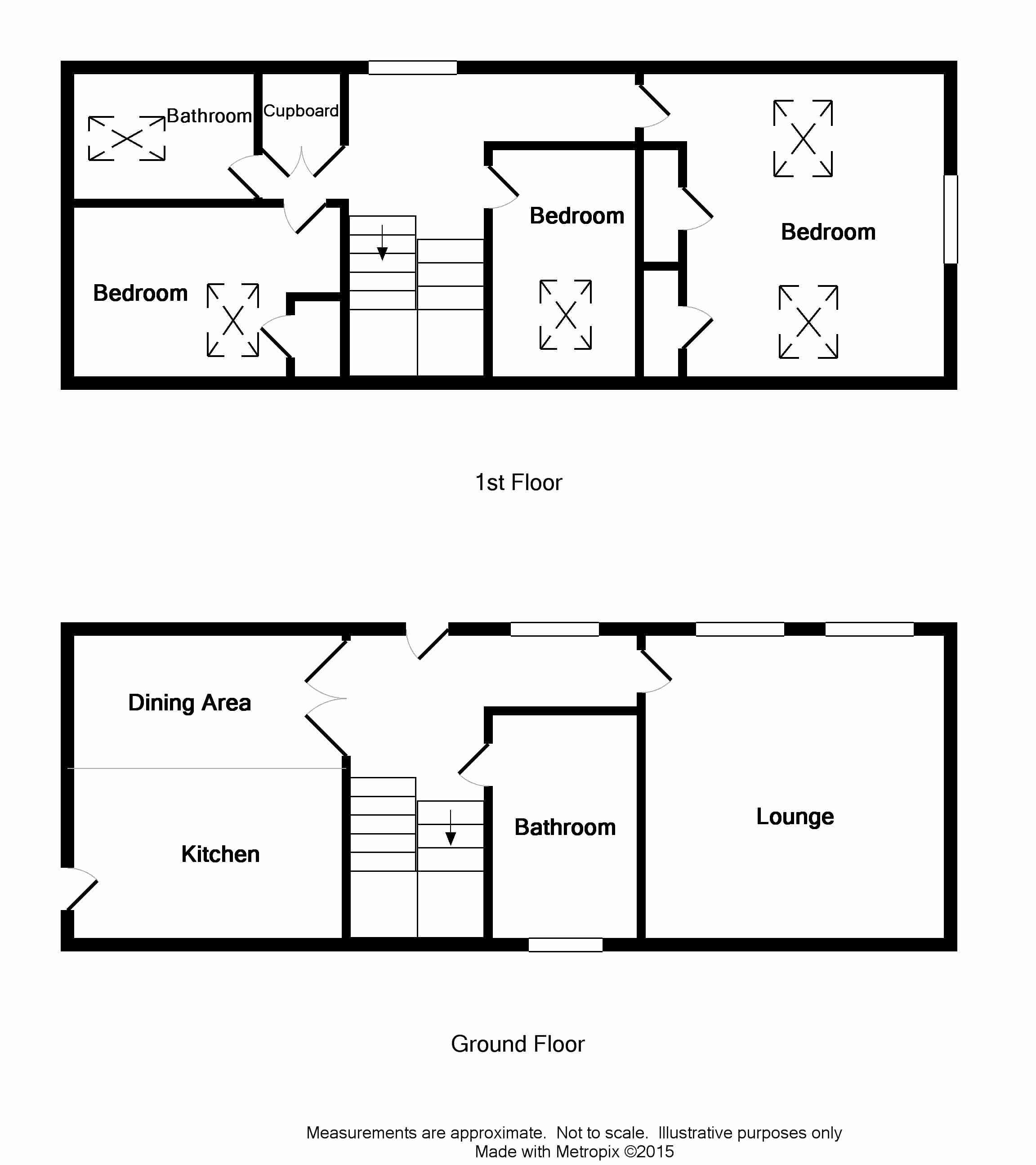 Barn conversions bankfield farm glenluce dg8 3 bedroom for Barn conversion floor plans