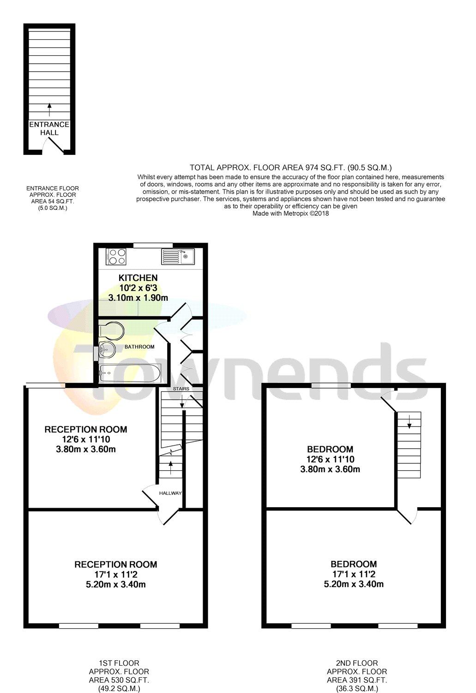 Portland Road South Norwood London Se25 3 Bedroom Flat