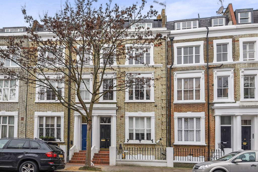 2 Bedroom Flat For Sale In Kempsford Gardens Sw5 London