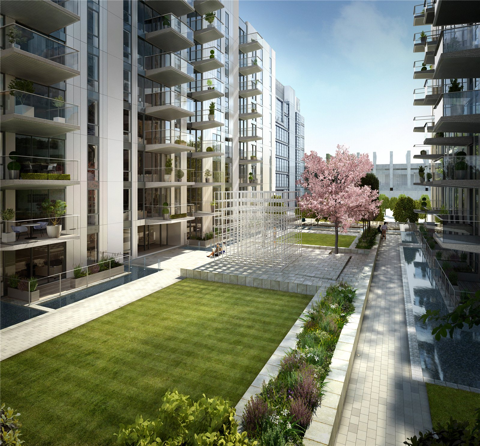 2 bedroom flat for sale in belcanto apartments alto for West village apartment for sale