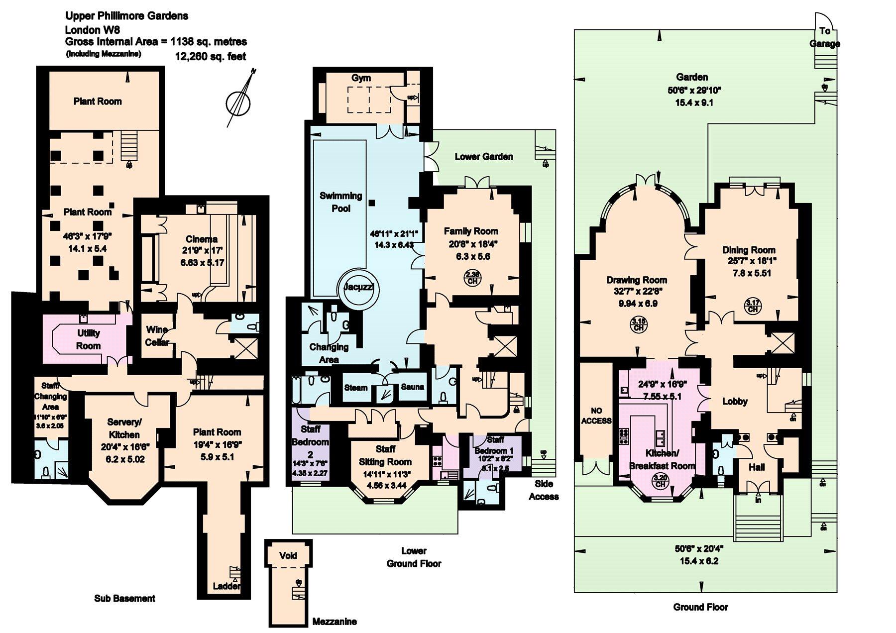 10 bedroom detached house for sale in upper phillimore for 10 bedroom house for sale