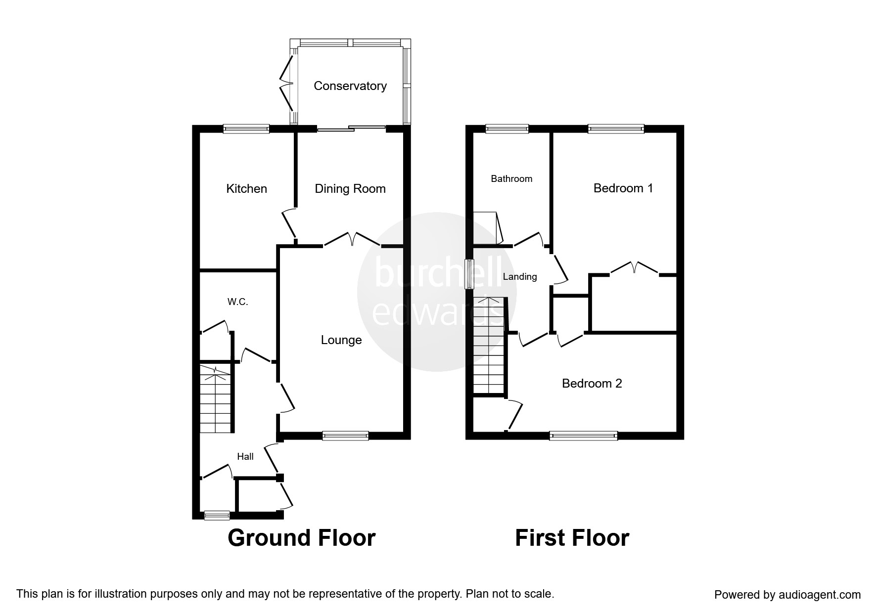 2 Bedrooms Detached house for sale in Warwick Grange, Solihull B91