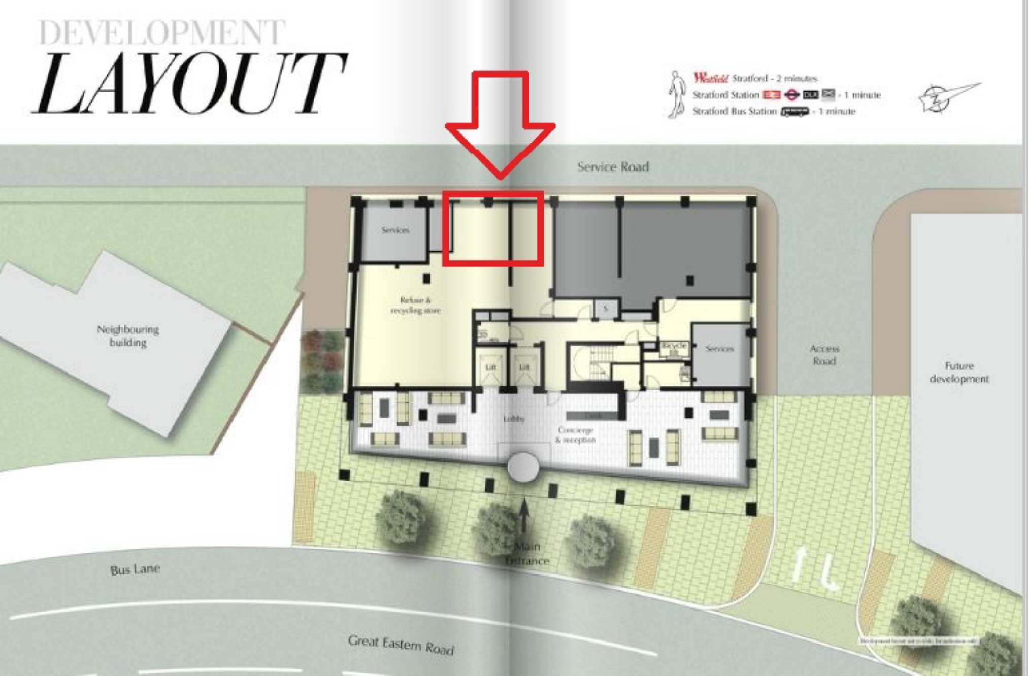 1 Bedroom Flat For Sale In Stratford Central Stratford
