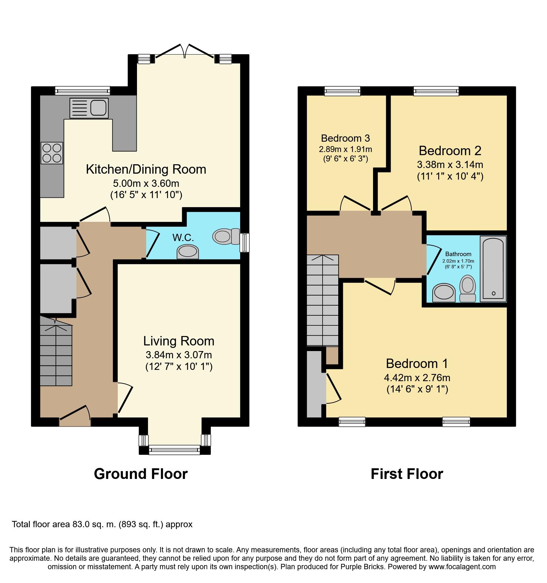 Cot Castle Grove Stonehouse Ml9 3 Bedroom Semi Detached House For Sale 57097775 Primelocation
