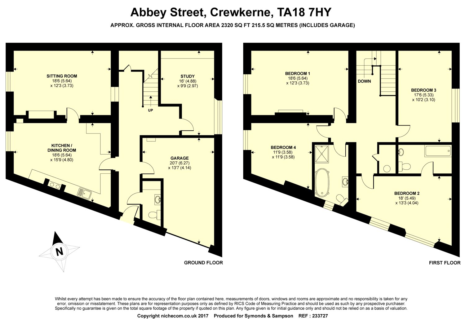 Property For Sale Around Crewkerne