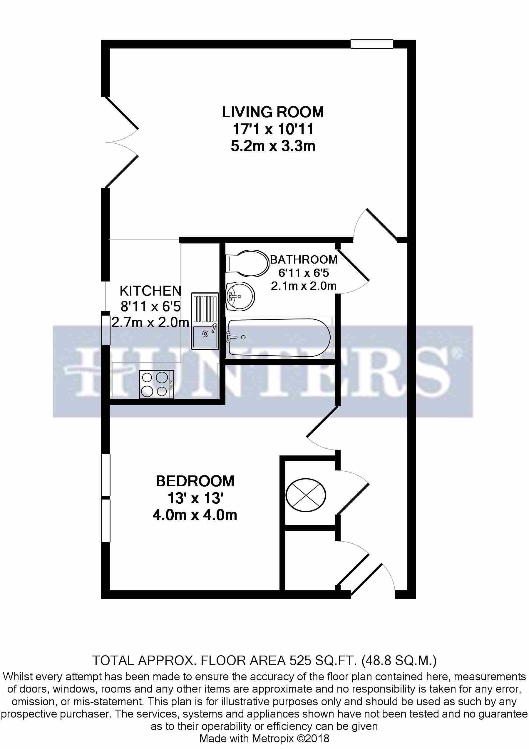 1 Bedrooms Flat for sale in Jackson Walk, Menston, Ilkley LS29