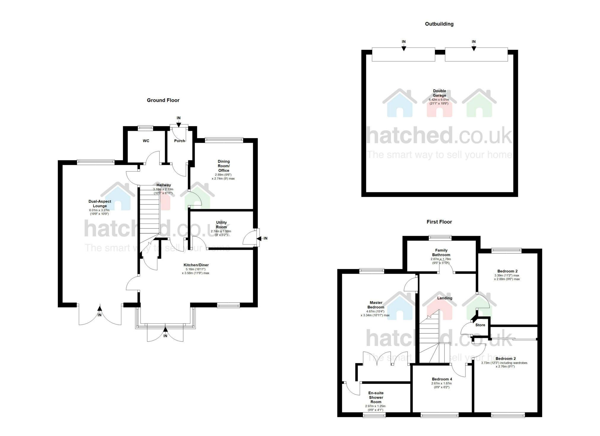 Shop Checkolite International 4 Light Ashfield Rustic: Austen Grove, Kirkby-In-Ashfield, Mottingham NG17, 4