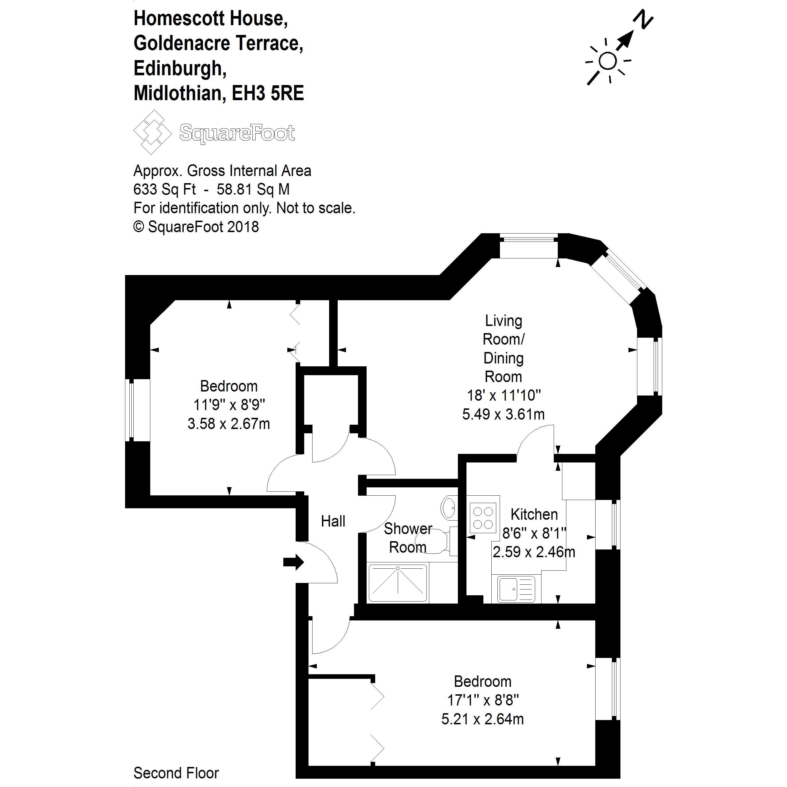 23 homescott house 6 goldenacre terrace edinburgh eh3 2 for 23 ravelston terrace edinburgh