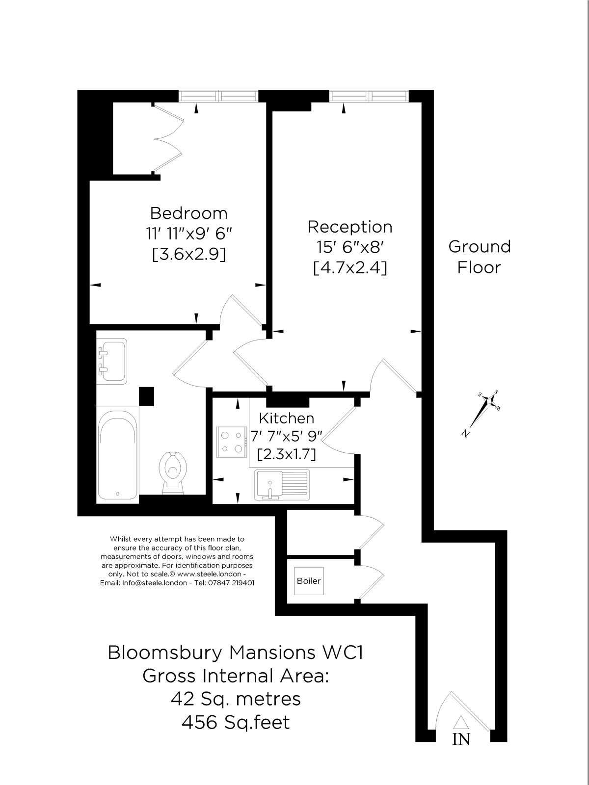 Gatwick Airport Floor Plan Bloomsbury Mansions 13 16 Russell Square London Wc1b 1