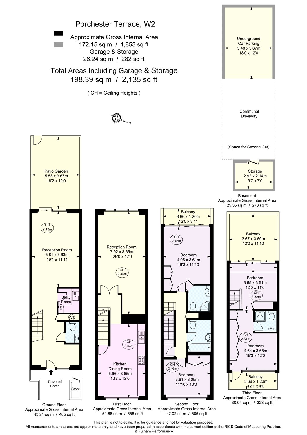 Porchester terrace london w2 4 bedroom terraced house for 10 porchester terrace