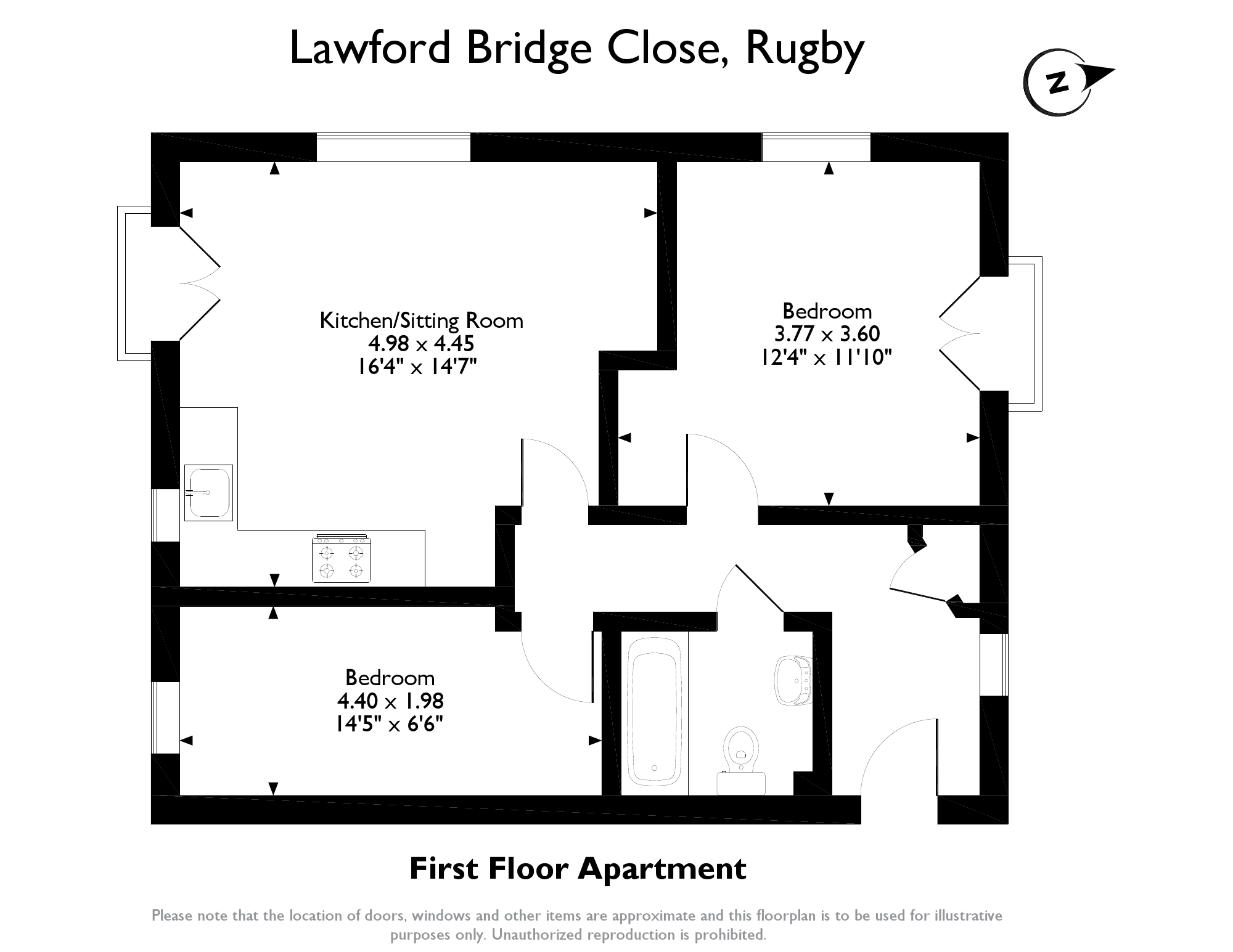 2 Bedroom Flat For Sale 45338169 Primelocation