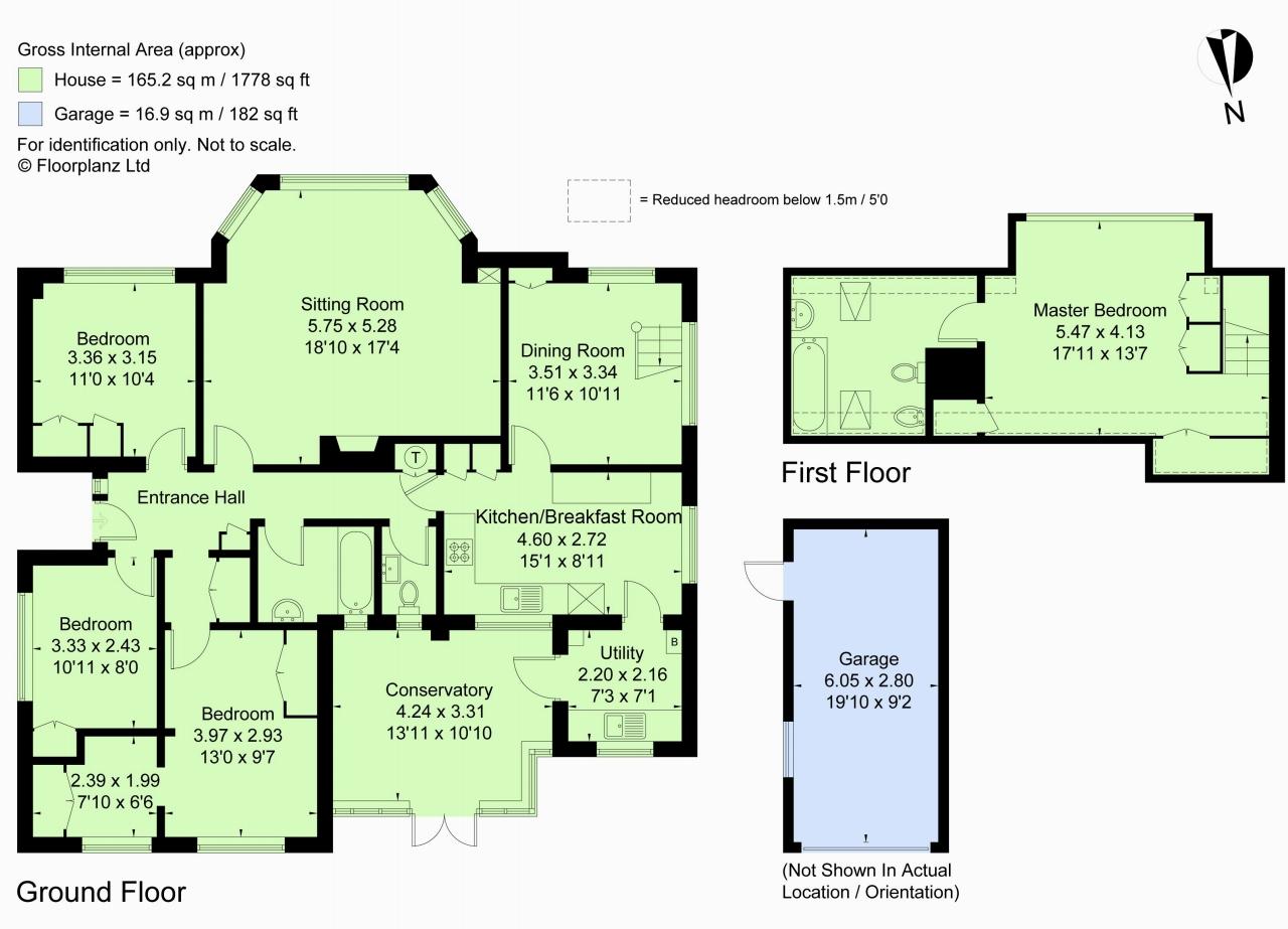 Knole House Floor Plan 4 Bedroom Detached House For Sale 45175350 Primelocation