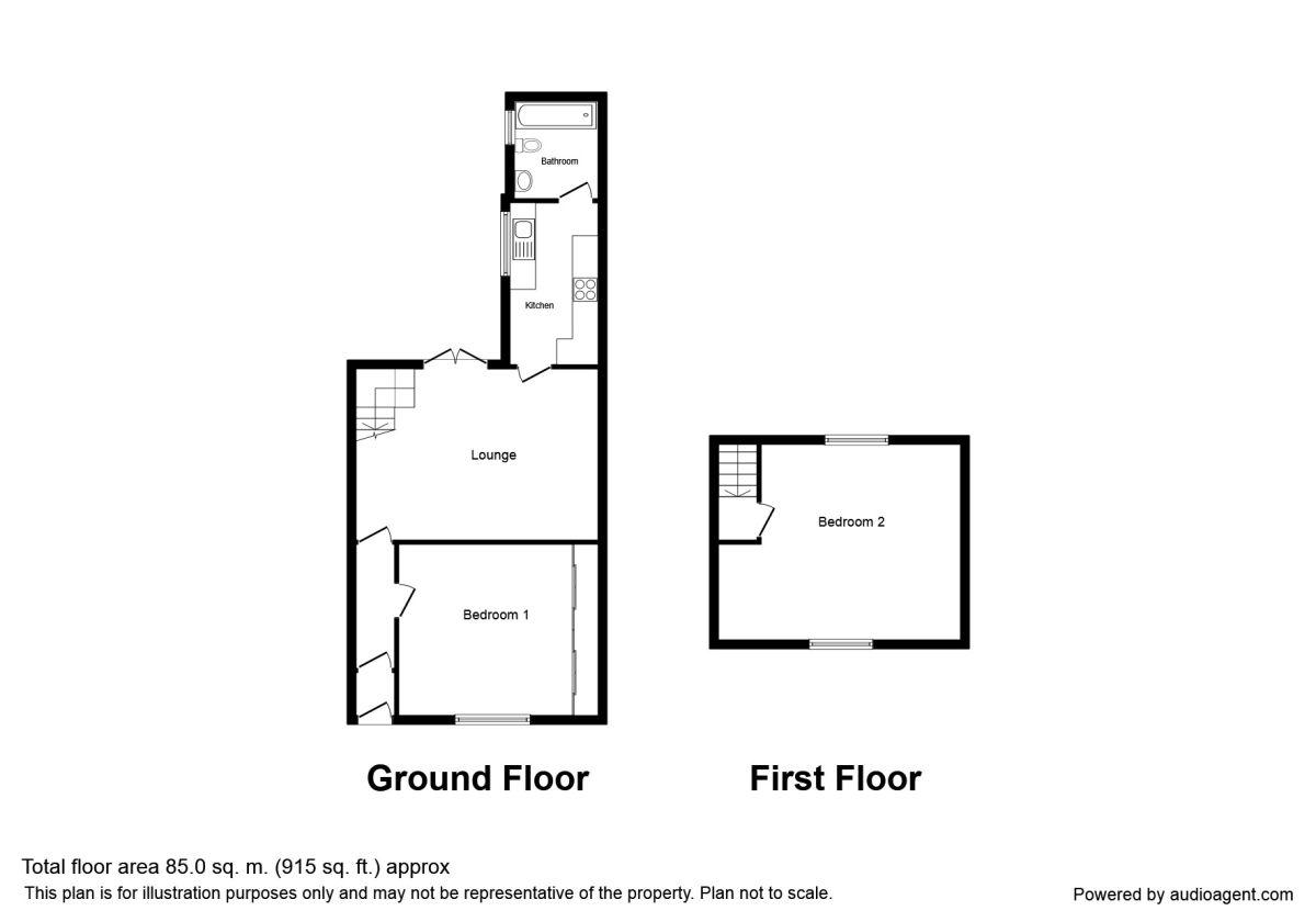 Kitchener street barnes sunderland sr4 2 bedroom for 3 kitchener street leeds