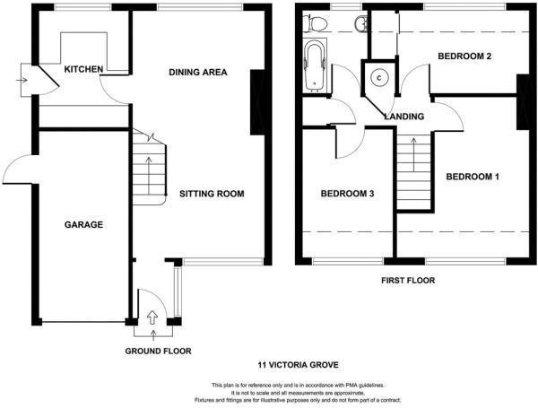 3 Bedrooms Semi-detached house for sale in Victoria Grove, Ilkley LS29