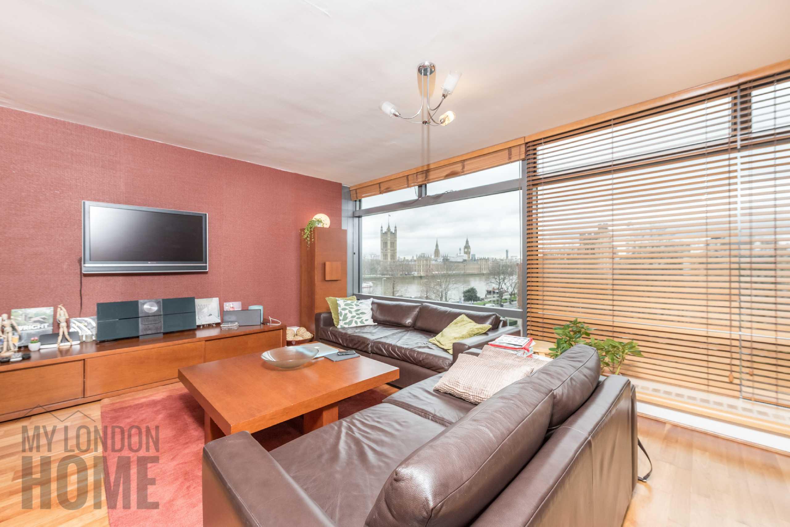 2 Bedroom Flat For Sale In Parliament View, 1 Albert Embankment, Lambeth,  SE1 , London