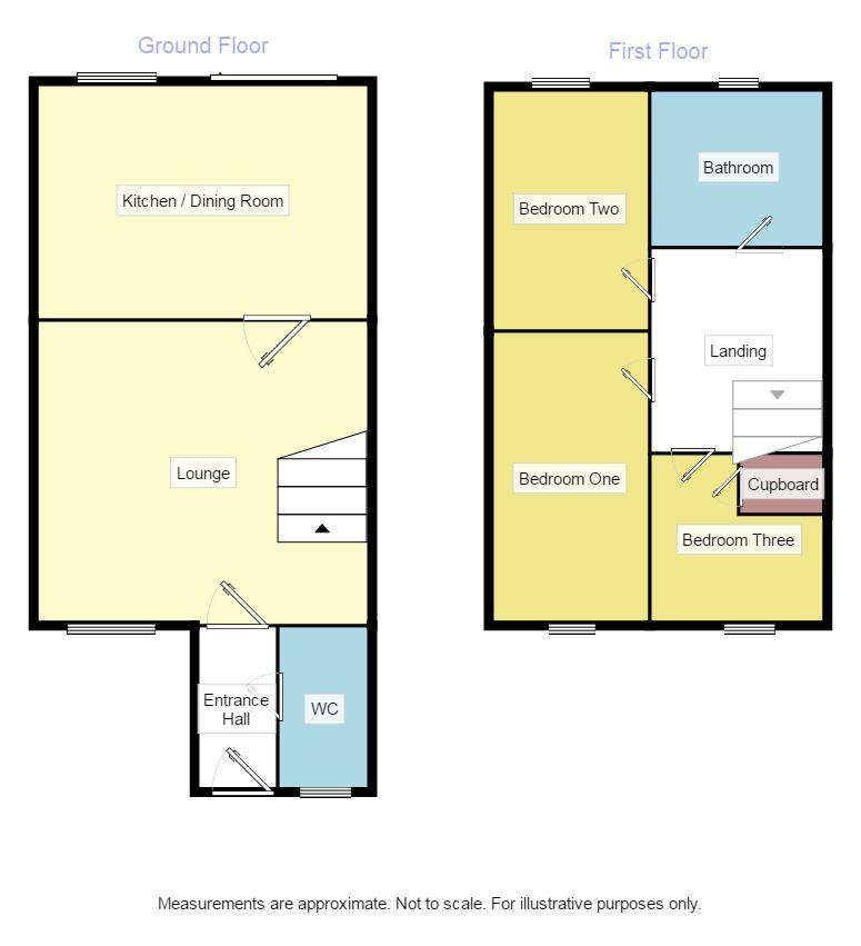 Hutton Court Annfield Plain Stanley Dh9 3 Bedroom Semi