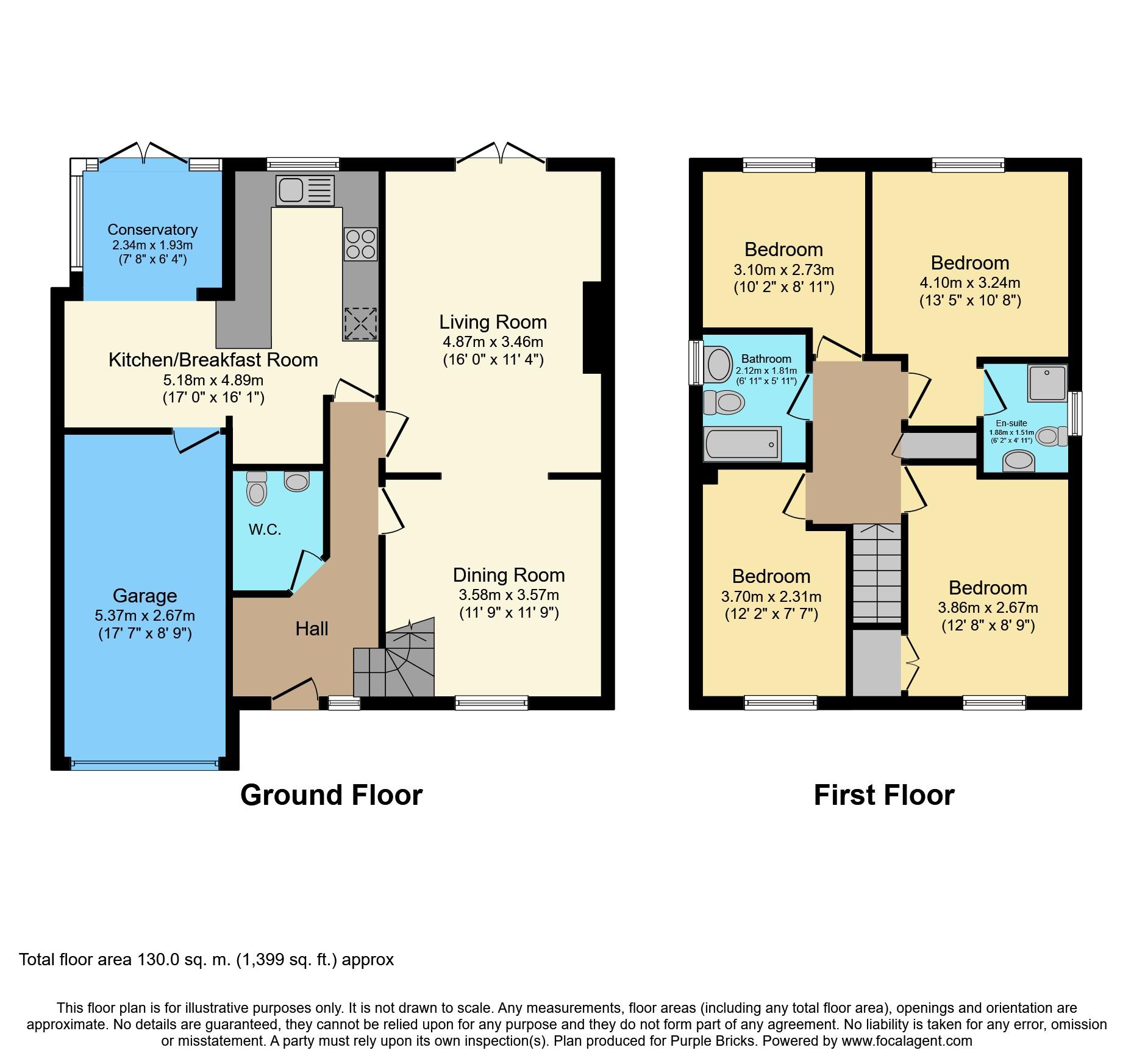 4 Bedrooms Detached house for sale in Skelmerdale Way, Lower Earley, Reading RG6