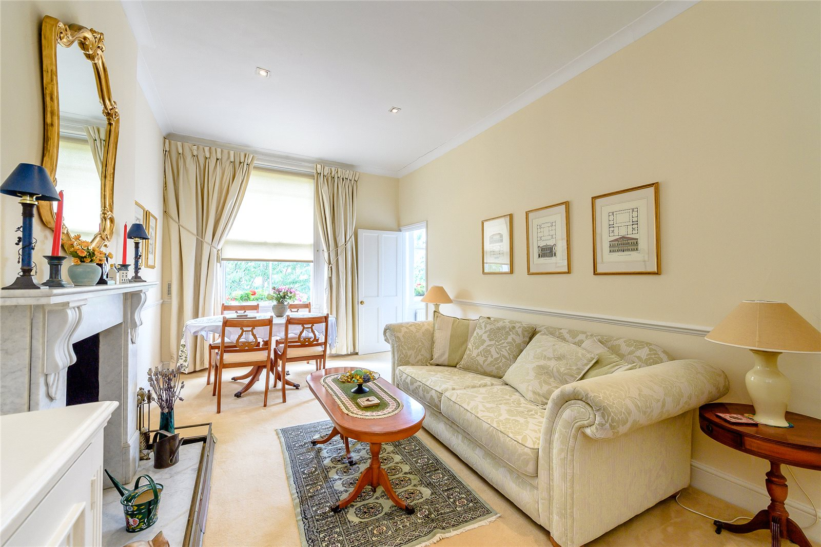 1 bedroom flat for sale in Brunswick Gardens, Kensington ...
