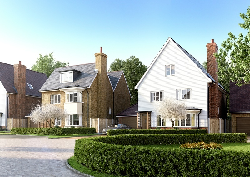 5 Bedroom Detached New House For Sale In Chigwell Grange High Road Chigwell Esig7